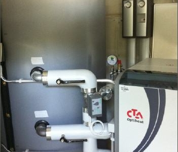 Neuste Brennwert-Heizkesseltechnologie in EFH – Lienhard + Herter AG